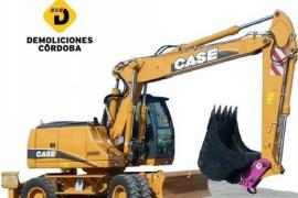 CASE WX 165