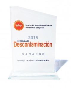 Premio Descontaminación 2015