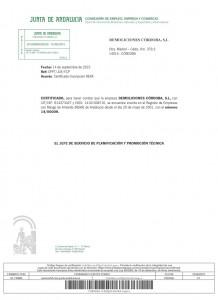 Registro Empresas Riesgo Amianto